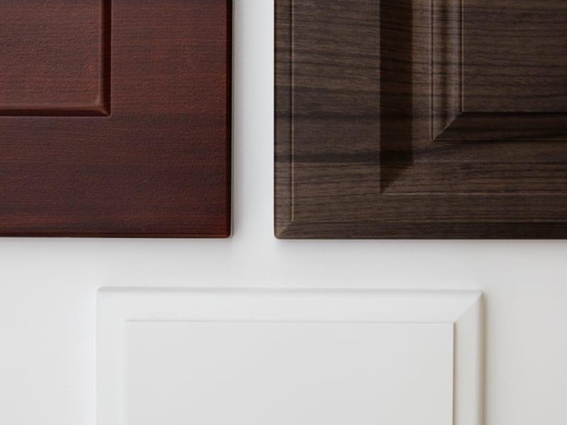 Ridgewood Closets door options