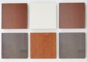 Ridgewood Closets, wood finishes