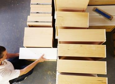 Ridgewood Closets closet drawers