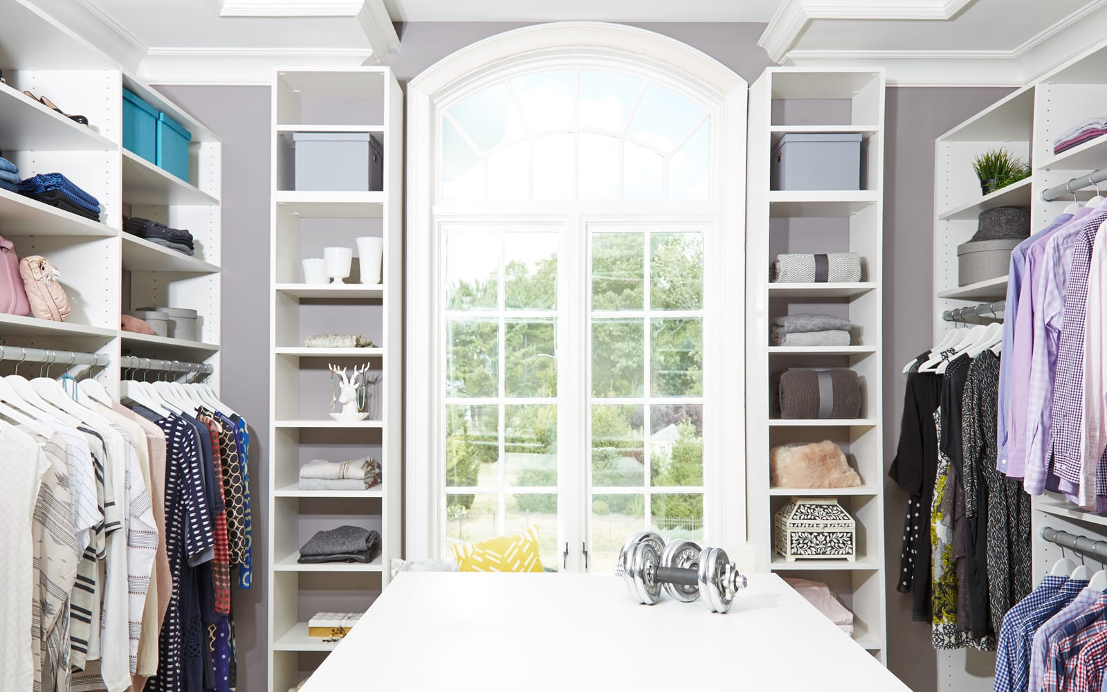 Walk in closet ridgewood closets for Houses with walk in closets