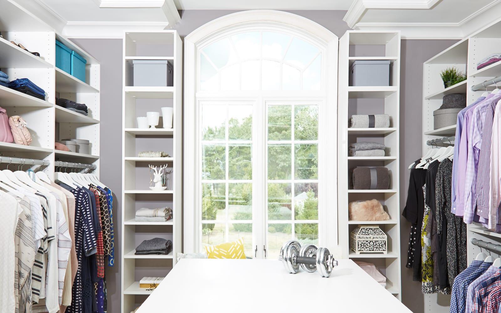 Ridgewood Closets Master Closet, Walk In,
