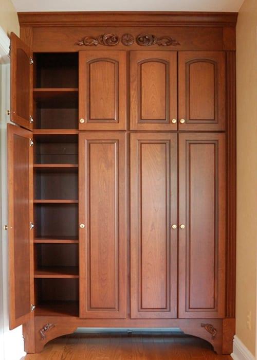 Ridgewood Closets-Closet-wood