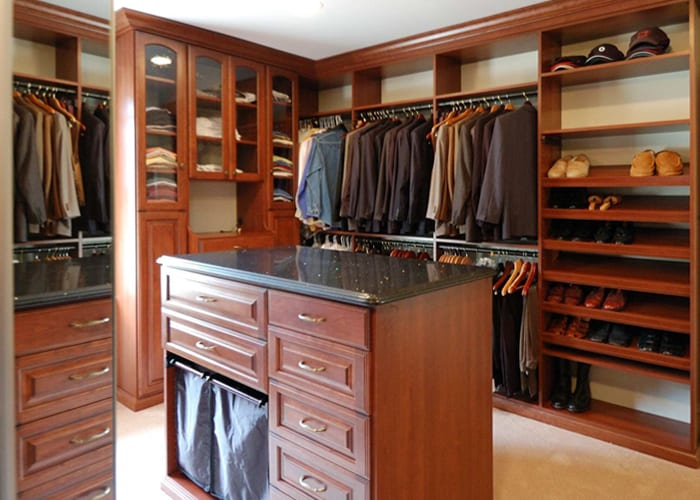 Ridgewood Closets-walk-in-closet-with-island-2