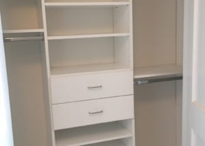 Ridgewood Closets white reach-in 4