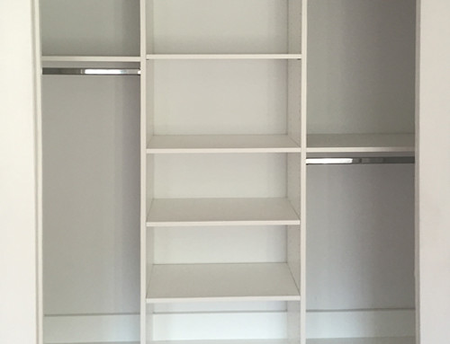 Ridgewood Closets white reach-in 2